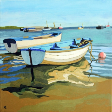 The Blue Boats